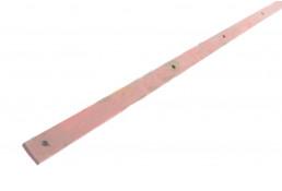 8245-511-005-038 Беговая дорожка боковая правая нижняя поршня 1206 мм на пресс-подборщик Famarol Z-511