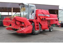 668 Комбайн зерноуборочный Massey Ferguson 16