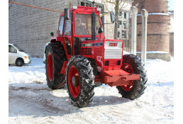 same Трактор SAME TRIDENT 130 EXPORT