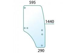 R198625 Окно правой двери John Deere serie 5000