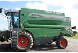 Fendt 8350 Комбайн зерноуборочный Fendt 8350