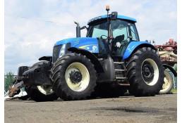 TG 255 Трактор New Holland TG 255