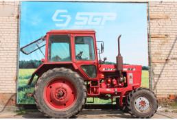 574 Трактор МТЗ 82 Экспортный