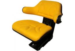 990410011 Желтое кресло с подлокотниками John Deere