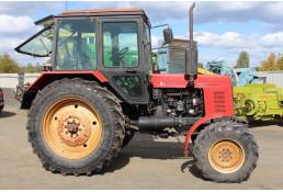 658 Трактор МТЗ - 892(1996год)