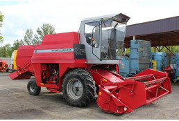 696 Комбайн зерноуборочный Massey Ferguson 16