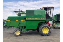 703 Комбайн зерноуборочный  John Deere 1042