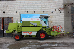DOMINATOR 48 CLAAS DOMINATOR 48
