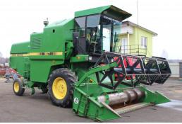 660 Комбайн зерноуборочный  John Deere 1157
