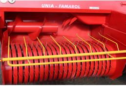 663 Пресс подборщик тюковой Famarol  2009г.