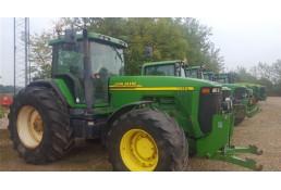 John Deere 8410 Трактор John Deere 8410