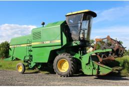 635 Комбайн зерноуборочный John Deere 1052