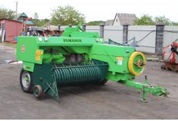 694 Пресс-подборщик Famarol (зелений)